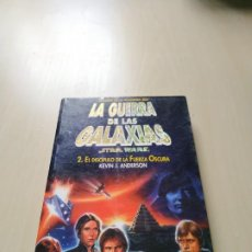 Livres d'occasion: STAR WARS. EL DISCÍPULO DE LA FUERZA OSCURA - TRILOGIA DE LA ACADEMIA JEDI 2 - KEVIN J. ANDERSON. Lote 210819949