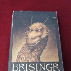 Libros de segunda mano: CHRISTOPHER PAOLINI - BRISINGR - ROCA EDITORIAL 2008. Lote 210829849
