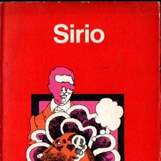 Libros de segunda mano: OLAF STAPLEDON . SIRIO (MINOTAURO, 1973). Lote 211802681