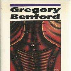 Libros de segunda mano: GREGORY BENFORD-MAREAS DE LUZ.NOVA CIENCIA FICCIÓN,43.EDICIONES B.1991. Lote 212855872