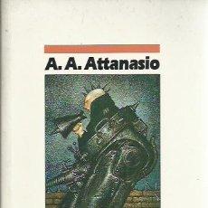 Libros de segunda mano: A.A. ATTANASIO-RADIX.NOVA CIENCIA FICCIÓN,27.EDICIONES B.1990.. Lote 212857161