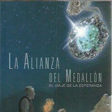 Libros de segunda mano: YONE URBANO GARCÍA-LA ALIANZA DEL MEDALLÓN.EL VIAJE DE LA ESPERANZA.PALIBRIO.2012.. Lote 213411666