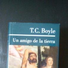 Libros de segunda mano: UN AMIGO DE LA TIERRA. Lote 213544248