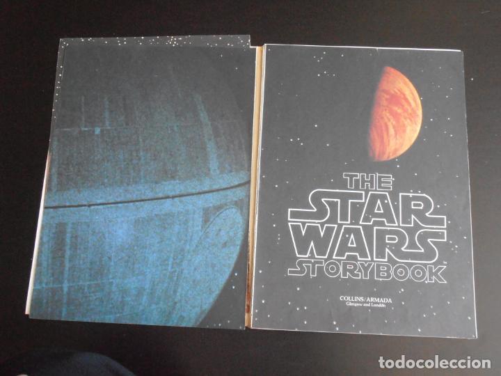 Libros de segunda mano: STAR WARS, STORY BOOK, LA GUERRA DE LAS GALAXIAS, 1978, COLLINS ARMADA, GLASGOW AND LONDON - Foto 3 - 213658160