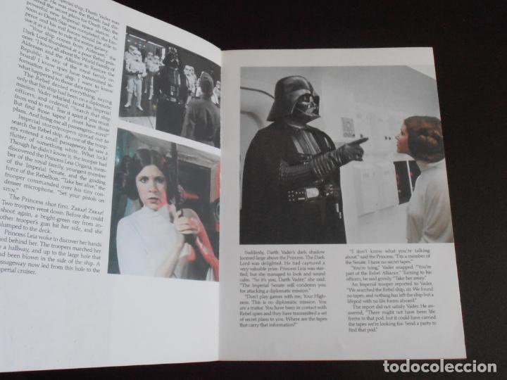 Libros de segunda mano: STAR WARS, STORY BOOK, LA GUERRA DE LAS GALAXIAS, 1978, COLLINS ARMADA, GLASGOW AND LONDON - Foto 4 - 213658160