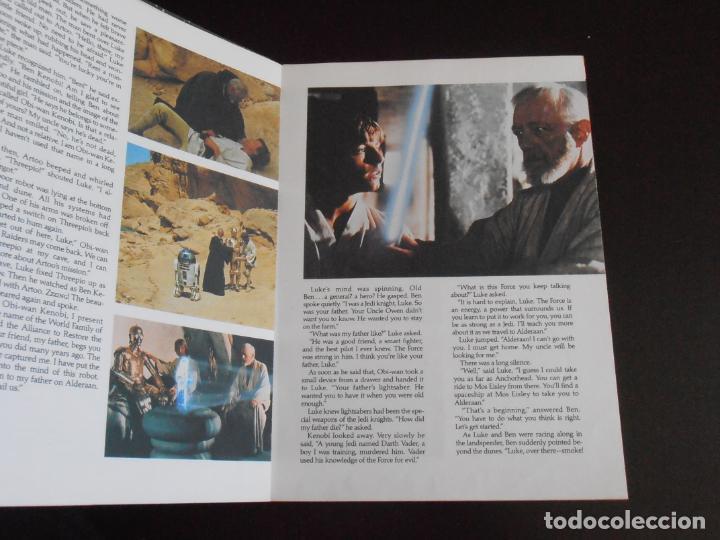 Libros de segunda mano: STAR WARS, STORY BOOK, LA GUERRA DE LAS GALAXIAS, 1978, COLLINS ARMADA, GLASGOW AND LONDON - Foto 5 - 213658160