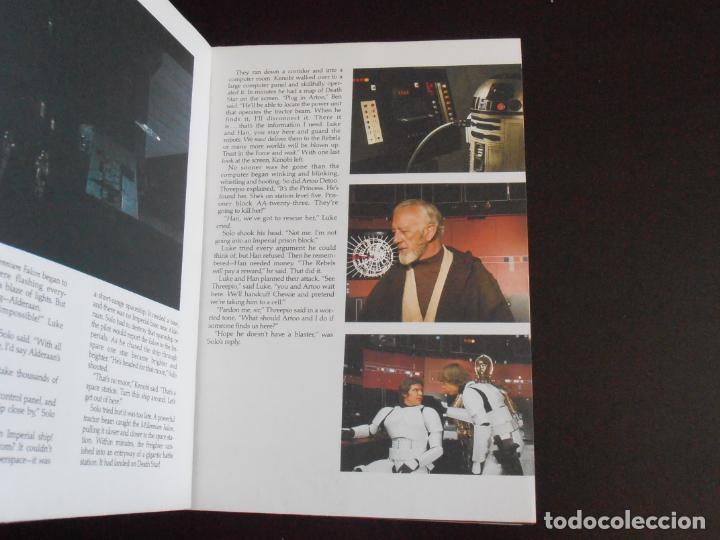 Libros de segunda mano: STAR WARS, STORY BOOK, LA GUERRA DE LAS GALAXIAS, 1978, COLLINS ARMADA, GLASGOW AND LONDON - Foto 6 - 213658160