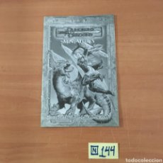 Libros de segunda mano: MINIATURES. Lote 214186603