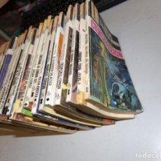 Libros de segunda mano: LOTE 26 BOLSILIBROS LA CONQUISTA DEL ESPACIO BRUGUERA CIENCIA FICCIÓN. Lote 214371866