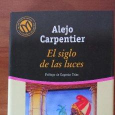 Libros de segunda mano: ALEJO CARPENTIER – EL SIGLO DE LAS LETRAS. Lote 215022710