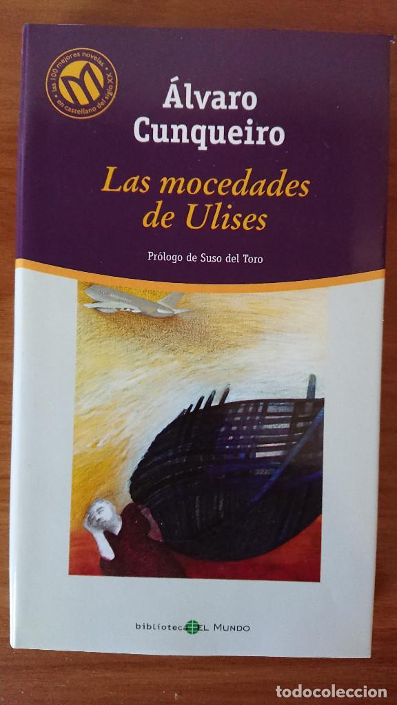 ÁLVARO CUNQUEIRO – LAS MOCEDADES DE ULISES (Libros de Segunda Mano (posteriores a 1936) - Literatura - Narrativa - Ciencia Ficción y Fantasía)