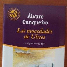 Libros de segunda mano: ÁLVARO CUNQUEIRO – LAS MOCEDADES DE ULISES. Lote 215024283