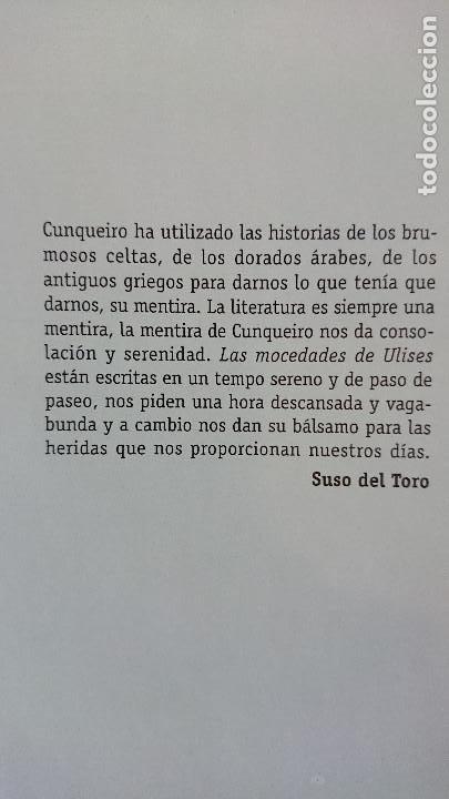 Libros de segunda mano: ÁLVARO CUNQUEIRO – Las mocedades de Ulises - Foto 2 - 215024283