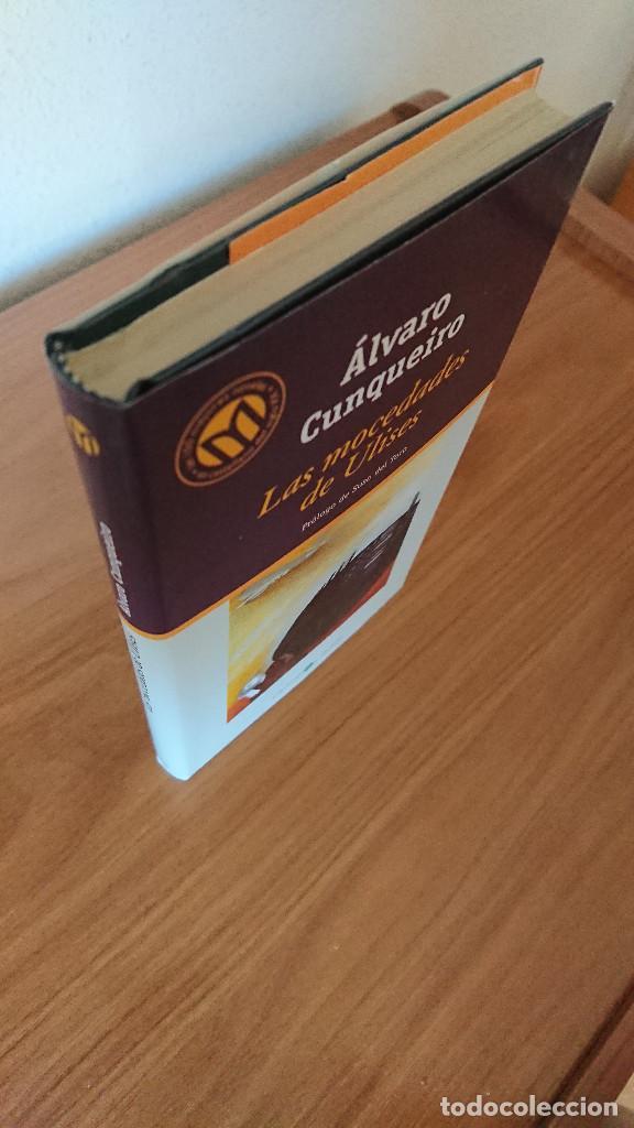 Libros de segunda mano: ÁLVARO CUNQUEIRO – Las mocedades de Ulises - Foto 3 - 215024283