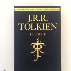 Libros de segunda mano: EL HOBBIT EDICION DE LUJO - J. R. R. TOLKIEN. Lote 215256243