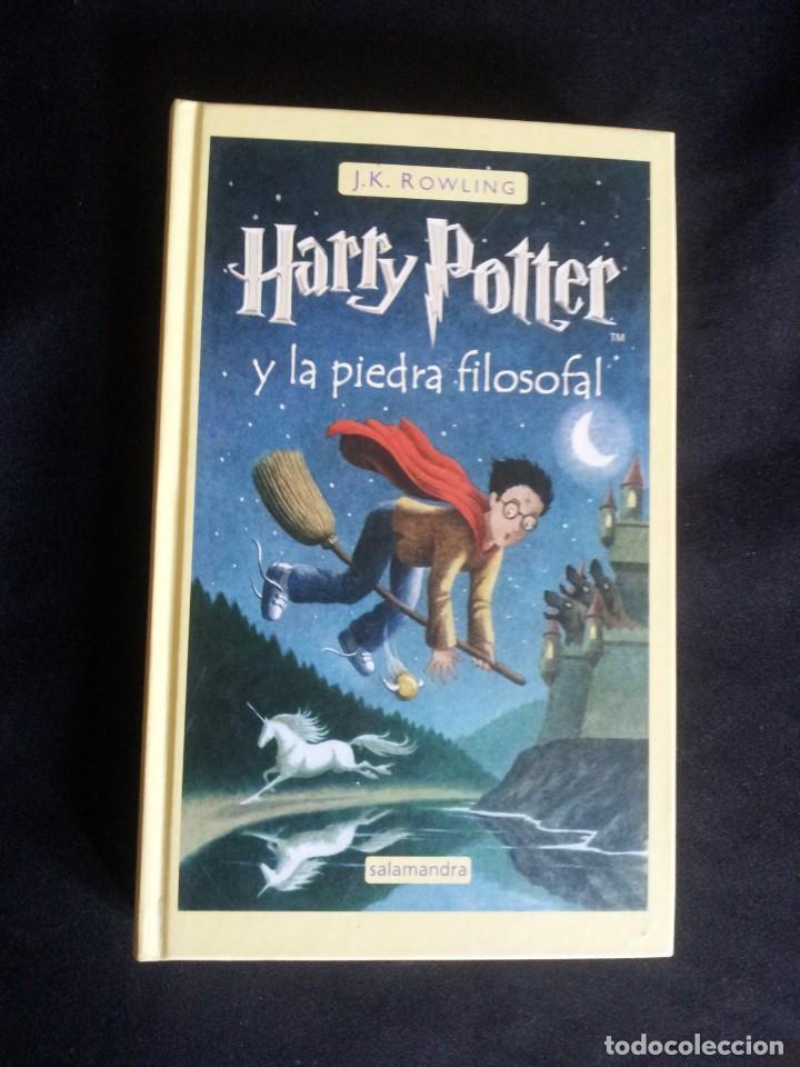 coleccion completa harry potter - 7 libros - ed - Comprar