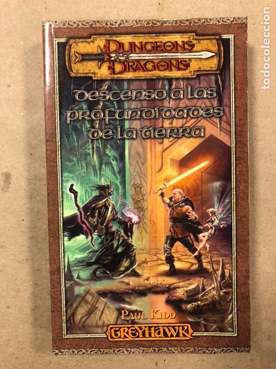 Libros de segunda mano: DUNGEONS & DRAGONS. PAUL KIDD. LOTE DE 3 LIBROS: LA REINA DEL LABERINTO DEMONÍACO, LA MONTAÑA DEL PE - Foto 12 - 216997242