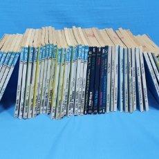 Libros de segunda mano: 42 NOVELAS DEL ESPACIO Y CIENCIA FICCIÓN - EDICIONES CERES Y EASA. Lote 217307932