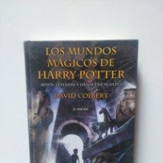 Libros de segunda mano: LOS MUNDOS MAGICOS DE HARRY POTTER.. Lote 217818383