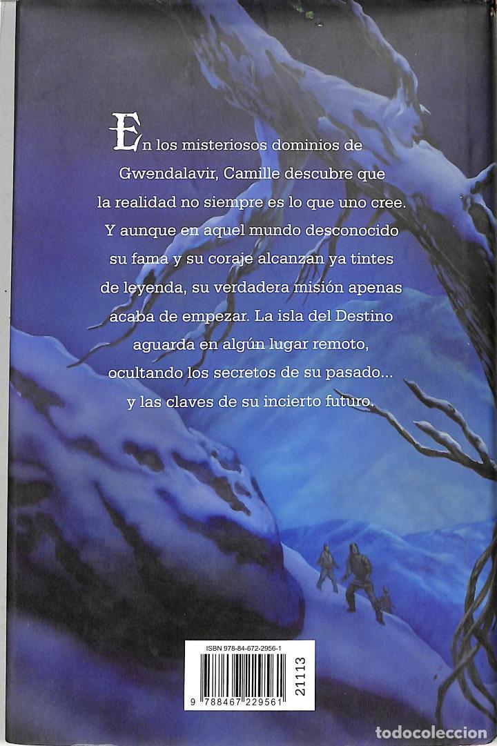 Libros de segunda mano: EWILAN. LA ISLA DEL DESTINO - PIERRE BOTTERO - CIRCULO DE LECTORES - Foto 2 - 218794058