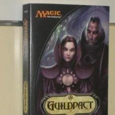Libros de segunda mano: MAGIC THE GATHERING - GUILDPACT - RAVNICA CYCLE BOOK II (EN INGLES). Lote 218830207