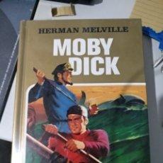 Libros de segunda mano: MOBY DICK EDICIÓN HISTORIAS SELECCIÓN CON COMIC. Lote 218837505