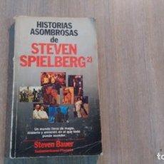 Libros de segunda mano: STEVEN SPIELBERG - HISTORIAS ASOMBROSAS. Lote 218942545