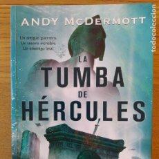 Libros de segunda mano: LA TUMBA DE HERCULES, ANDY MCDERMOTT, ED. LA FACTORIA DE IDEAS, 2008. Lote 220677227