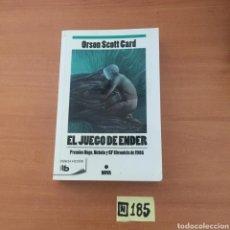 Libros de segunda mano: EL JUEGO DE ENDER. Lote 221683890