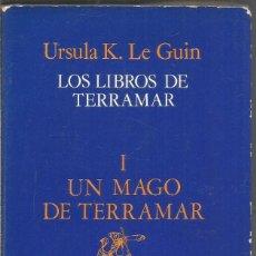 Libros de segunda mano: URSULA K. LE GUIN. LOS LIBROS DE TERRAMAR I. UN MAGO DE TERRAMAR. MINOTAURO. Lote 221720495