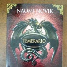 Libros de segunda mano: EL DRAGON DE SU MAJESTAD (NAOMI NOVIK) PUNTO DE LECTURA - OFI15J. Lote 221751300