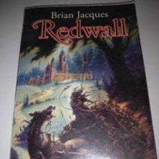 Libros de segunda mano: REDWALL BRIAN JACQUES MONTENA FANTASY. Lote 221776648