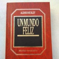 Libros de segunda mano: UN MUNDO FELIZ/ALDOUS HUXLEY. Lote 221858711