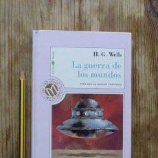 Libros de segunda mano: LA GUERRA DE LOS MUNDOS/ H. G. WELLS. Lote 221881695