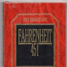 Libros de segunda mano: FAHRENHEIT 451. RAY BRADBURY. NUEVO. PRECINTADO.. Lote 222057132