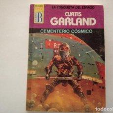 Libros de segunda mano: CEMENTERIO COSMICO - CURTIS GARLAND. Lote 222088002