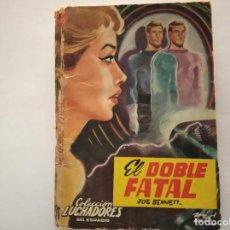Libros de segunda mano: EL DOBLE FATAL - JOE BENNETT. Lote 222088050