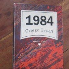 Libros de segunda mano: 1984. GEORGE ORWELL. RBA COL. NARRATIVA ACTUAL 35, 1993. MBE. Lote 222158885