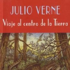 Libros de segunda mano: VIAJE AL CENTRO DE LA TIERRA - JULIO VERNE - VALDEMAR - EL CLUB DIOGENES 148 - 1ª EDICION. Lote 222196687