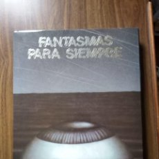 Libros de segunda mano: RAY BRADBURY / ALDO SESSA - FANTASMAS PARA SIEMPRE. Lote 222360726