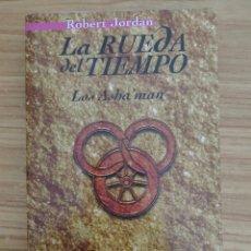 Libros de segunda mano: LOS ASHA'MAN - LA RUEDA DEL TIEMPO 9 (ROBERT JORDAN). Lote 222722941