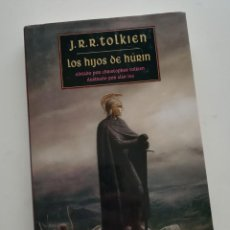 Libros de segunda mano: J.R. TOLKIEN, LOS HIJOS DE HÚRIN. INCLUYE ILUSTRACIONES A COLOR. EDICIÓN CÍRCULO, TAPA DURA. Lote 223155386