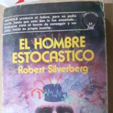 Libros de segunda mano: EL HOMBRE ESTOCÁSTICO. Lote 223526903