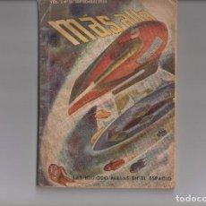 Libros de segunda mano: MÁS ALLÁ REVISTA ARGENTINA DE CIENCIA FICCIÓN Y FANTASIA. Lote 223839850