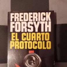 Libros de segunda mano: EL CUARTO PROTOCOLO. Lote 224095066