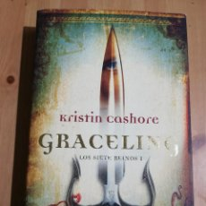 Libros de segunda mano: GRACELING. LOS SIETE REINOS I (KRISTIN CASHORE). Lote 224254088