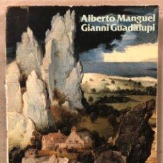 Libros de segunda mano: GUÍA DE LUGARES IMAGINARIOS. ALBERTO MANGUEL Y GIANNI GUADALUPI. ALIANZA EDITORIAL 1992.. Lote 224380793