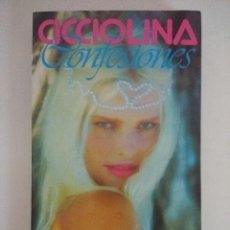 Libros de segunda mano: LIBRO EROTICO/CICCIOLINA CONFESIONES/ILONA STALLER.. Lote 224956965