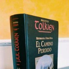 Libros de segunda mano: EL CAMINO PERDIDO - BIBLIOTECA TOLKIEN MINOTAURO PLANETA AGOSTINI. Lote 225018875