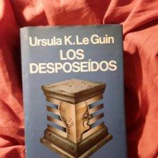 Libros de segunda mano: LOS DESPOSEÍDOS, DE URSULA K. LE GUIN. MINOTAURO.ESCASO. Lote 253927025